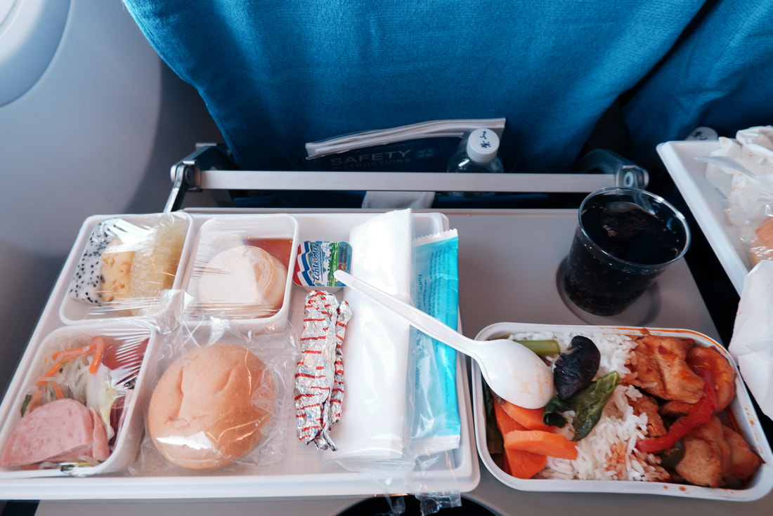 Meal Xiamen Airlines